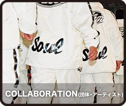 Collaboration -vs SOUL SPORTS | コラボレーション製品